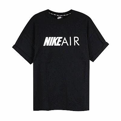 Nike 女 NSW AIR TOP 圓領T(短)