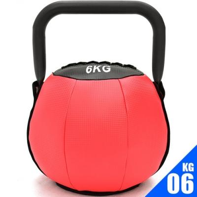 6KG安全軟式壺鈴 競技6公斤壺鈴