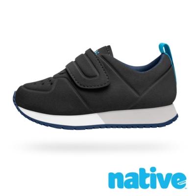 native 小童鞋 CORNELL 小康奈休閒鞋-瞬黑x鴿子灰