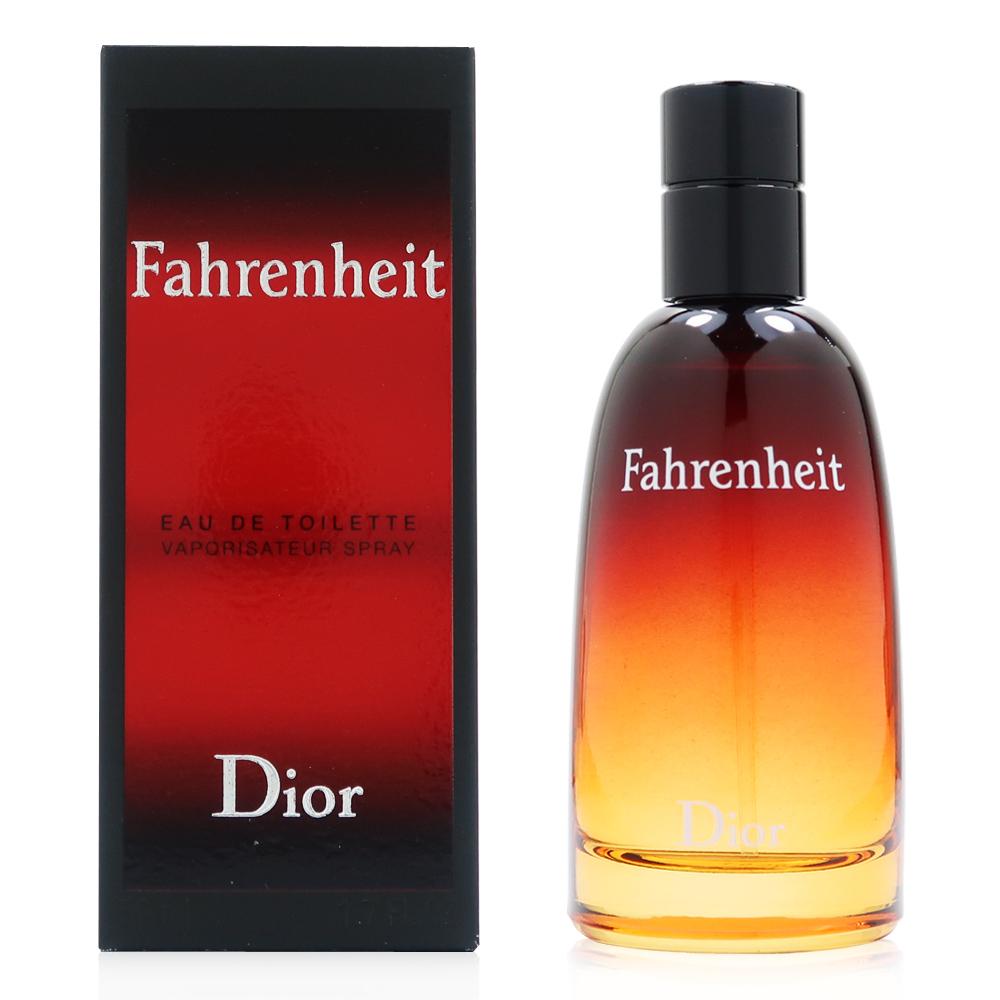 Dior迪奧 華氏溫度男性淡香水50ml 附隨機針管香水乙份 (法國進口)