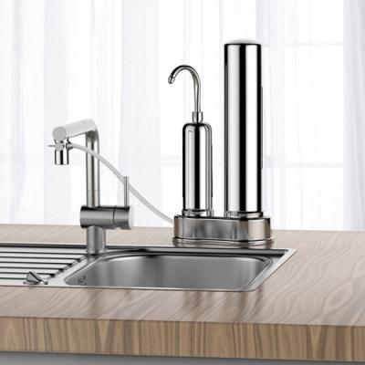 [限時搶] Effect 304不繡鋼-礦物質廚飲淨水除氯器