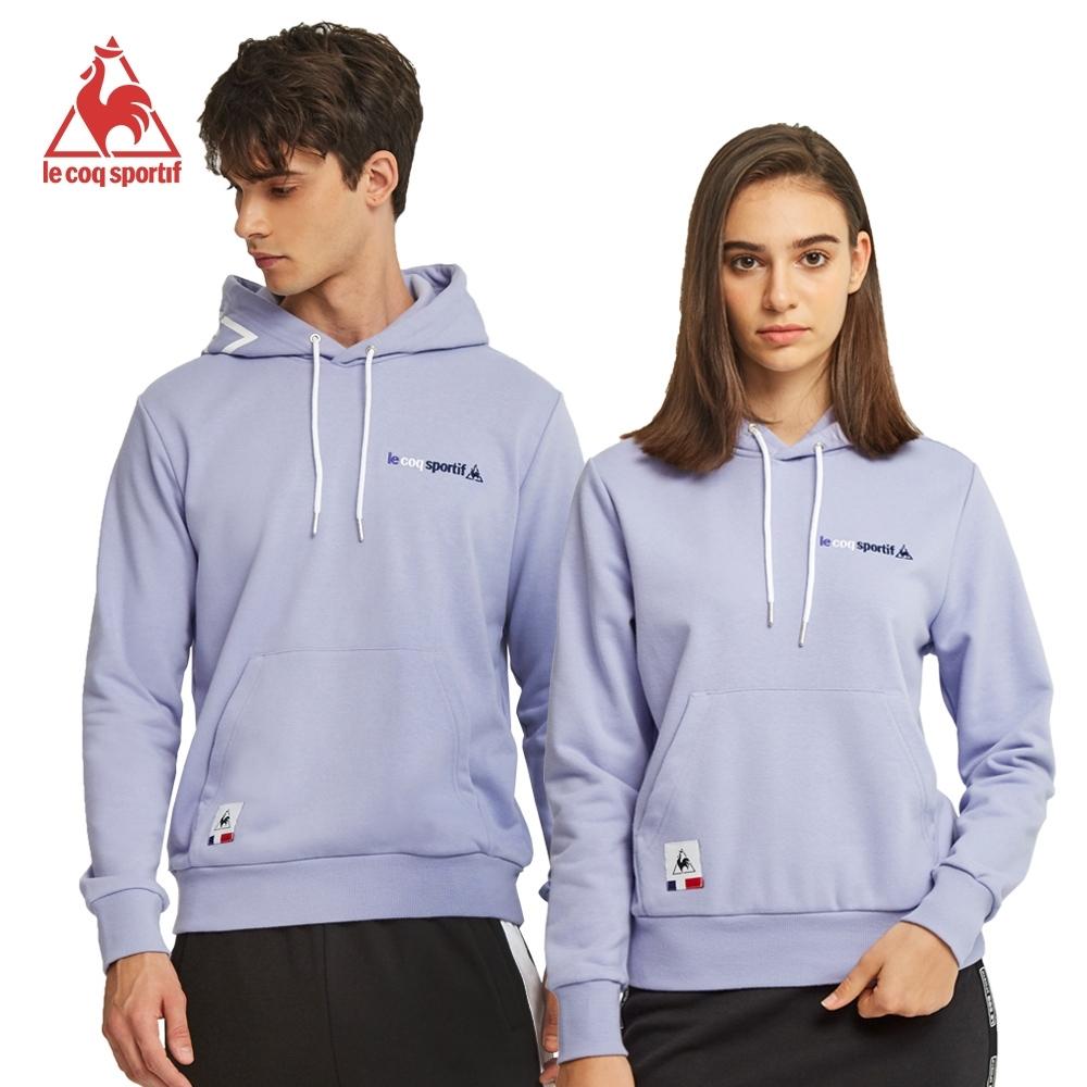 法國公雞牌連帽T恤 LOM2334223-中性-星辰紫