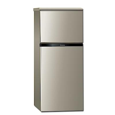 Panasonic國際牌130公升雙門電冰箱 NR-B139T/R