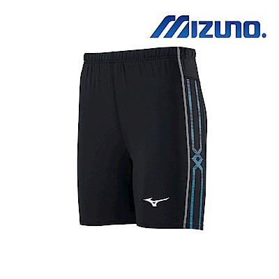 MIZUNO 緊身褲(短型) 黑 U2TB9G0309