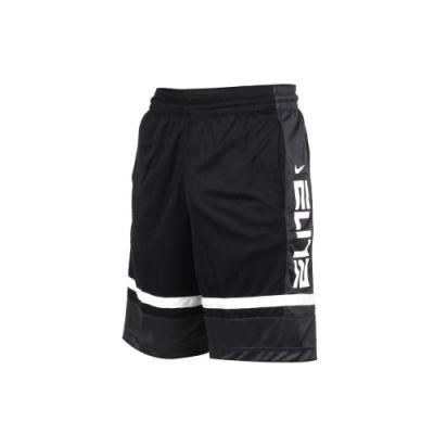 NIKE 男 籃球短褲 黑灰白