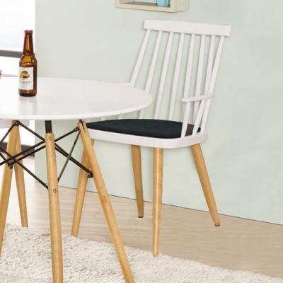 Boden-奧魯克扶手餐椅/單椅(三色可選)-56x50x86cm