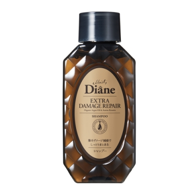 (1元加購)Moist Diane黛絲恩 完美修補極潤修護洗髮精 50ml