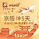 【PEKO】大阪 京都 奈良上網卡 網卡 SIM卡 5日高速4G上網 無限量吃到飽 product thumbnail 1