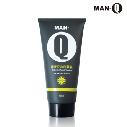 MAN-Q 檸檬控油洗面乳(100ml)