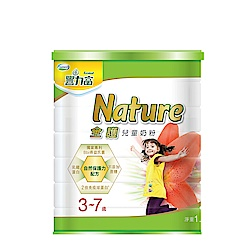 豐力富 Nature 3-7歲兒童奶粉(1500g)2罐組