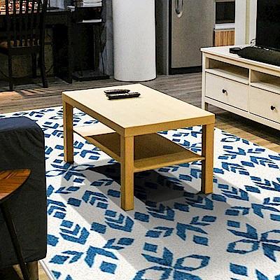 范登伯格 - 艾席諾 進口地毯 - 花籤 (135x190cm)