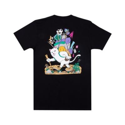 RIPNDIP HIKER NERM TEE 中指貓 短袖T恤