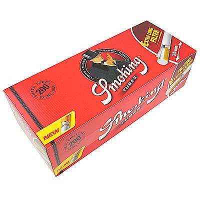 Smoking-西班牙進口-Extra Long-加長濾嘴空煙管-200支裝