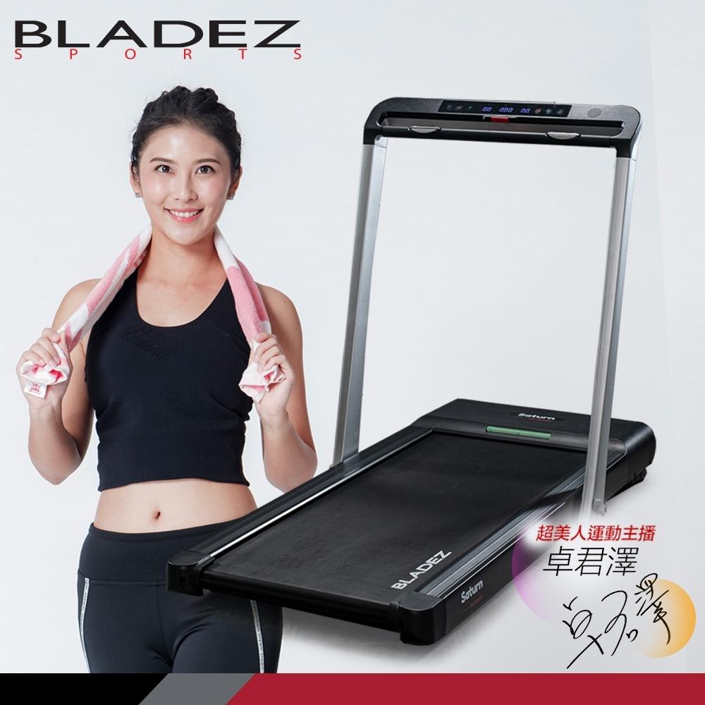 【BLADEZ】卓君澤限量組-P6跑步機+加厚款瑜珈墊
