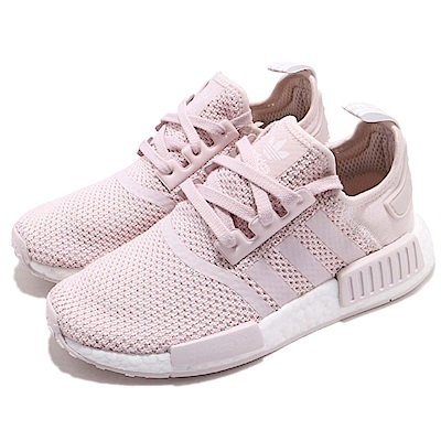 adidas 休閒鞋 NMD_R1 襪套 運動 女鞋