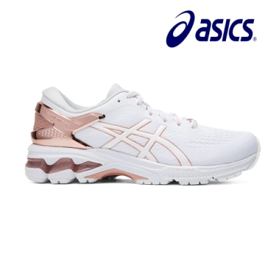 Asics GEL-KAYANO 26 PLATINUM 女慢跑鞋