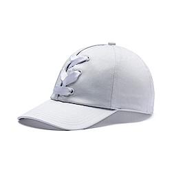 PUMA-女性流行系列棒球帽-白色