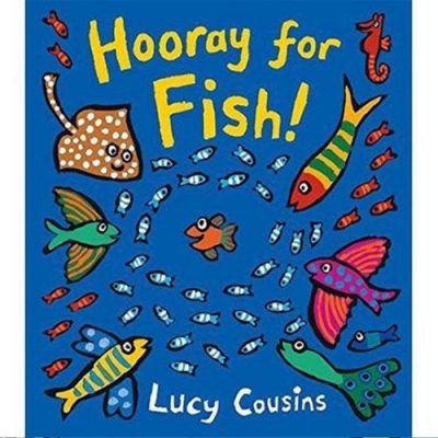 Hooray For Fish! 跟著小魚游大海硬頁書