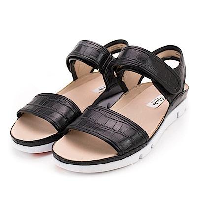 Clarks Tri Nova 女休閒鞋 黑
