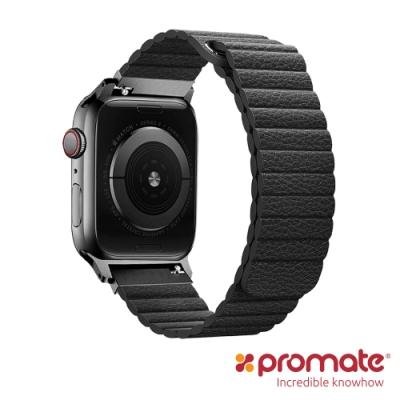 Promate Apple Watch 38/40mm高質感磁吸式錶帶(Lavish)