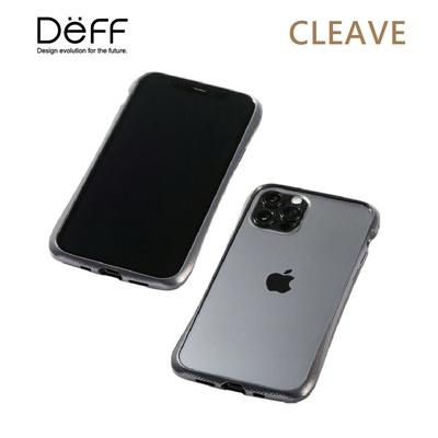 Deff CLEAVE 鋁合金保險桿 for iPhone iPhone 12 Mini 石墨