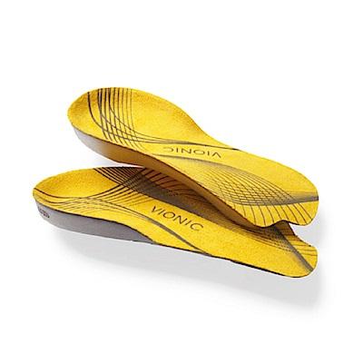 美國VIONIC法歐尼-黃色3/4型矯正鞋墊(不分男女)
