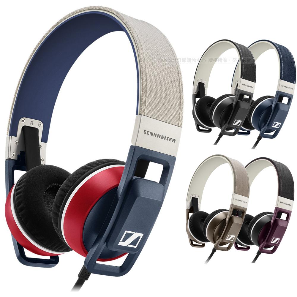 [福利品] SENNHEISER URBANITE XL 線控耳罩式耳機