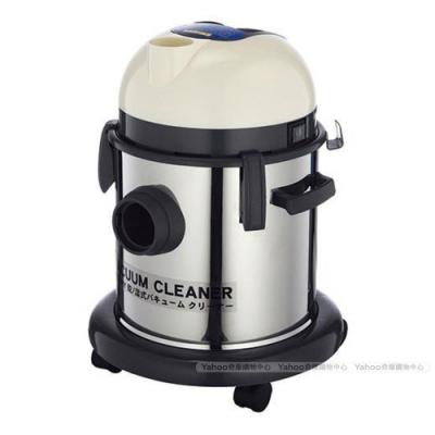 潔臣家庭用乾濕兩用吸塵器JS-203-D1