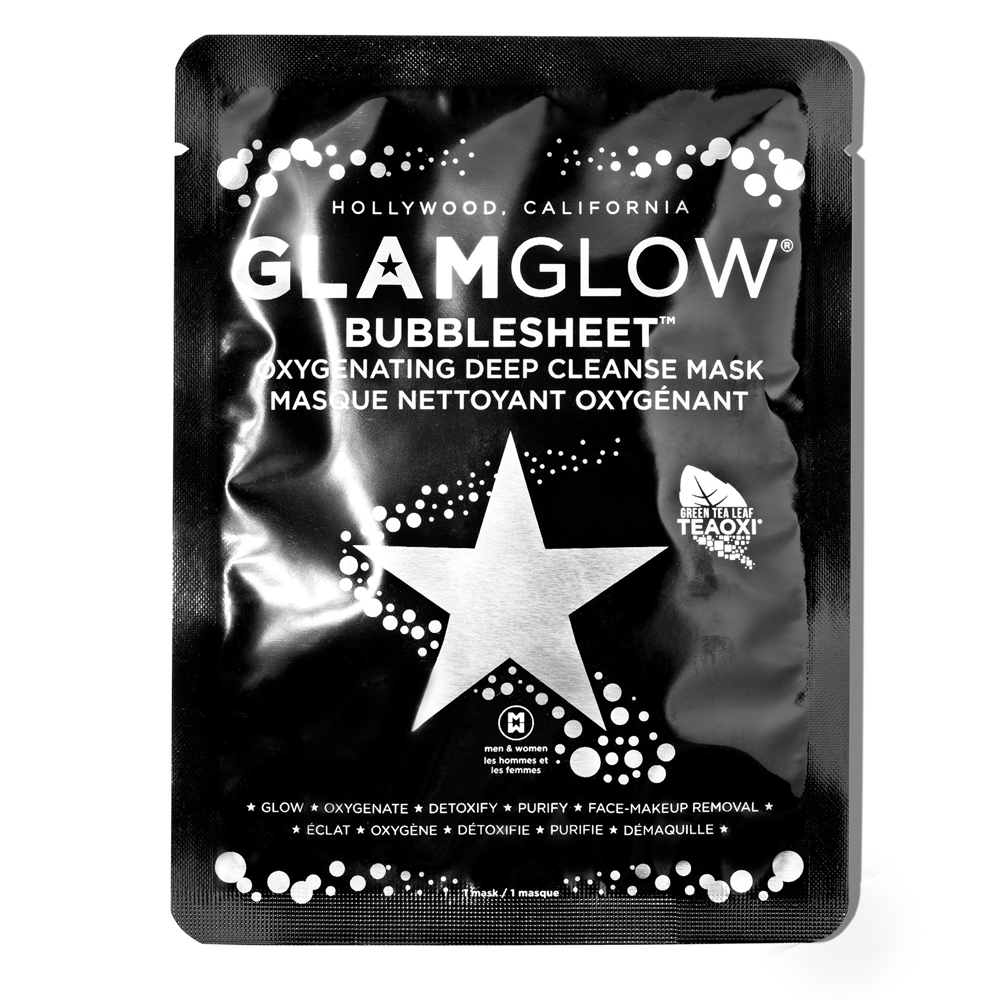GLAMGLOW 活氧泡泡淨化面膜 六入盒裝