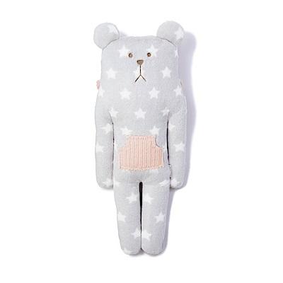 CRAFTHOLIC宇宙人 安睡時尚熊小抱枕