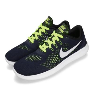 Nike 慢跑鞋 Free RN 運動 女鞋
