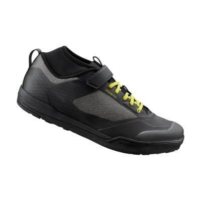 【SHIMANO】AM702 男性多用途運動車鞋 黑色