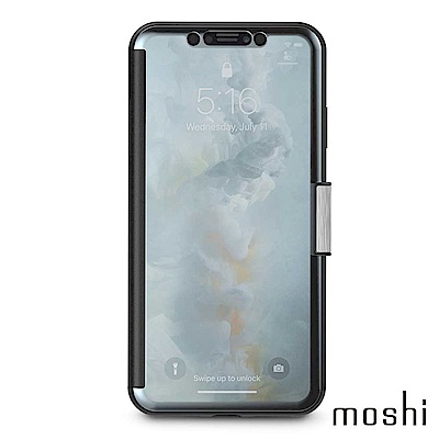 Moshi StealthCover for iPhone XS Max 星霧保護殼