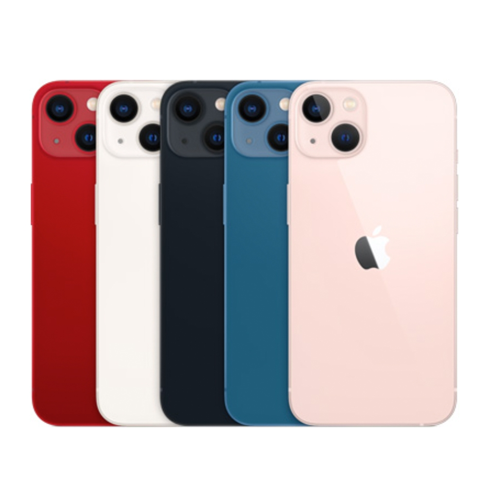 Apple iPhone 13 256G 6.1吋 5G 手機