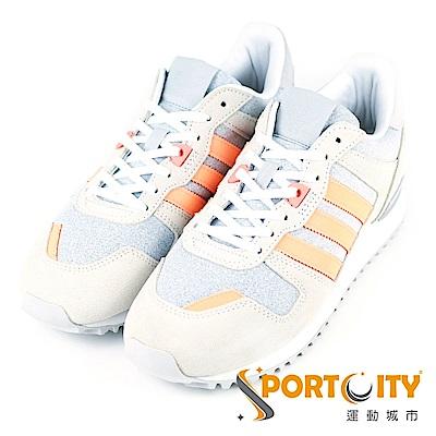 ADIDAS ZX 700 W 女休閒鞋 BB2839 灰橘
