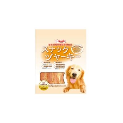 SEEDS聖萊西-寵物機能管理食品黃金系列-香脆里雞肉片   150g (DC-150)