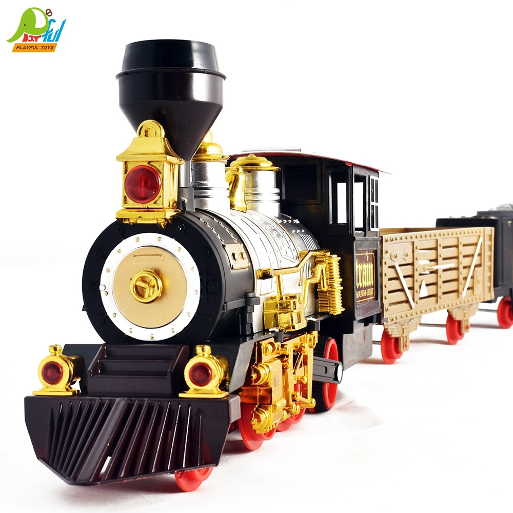 Playful Toys 頑玩具 蒸氣軌道火車 (車廂隨機出貨)