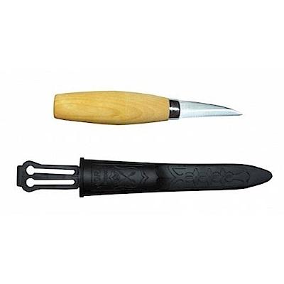 MORAKNIV Wood Carving 122 層壓鋼經典木雕刀 原木色 106-1654