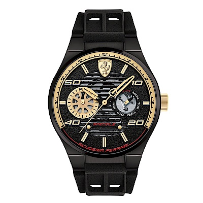 FERRARI 法拉利極勁計時腕錶/44mm/FA0830457