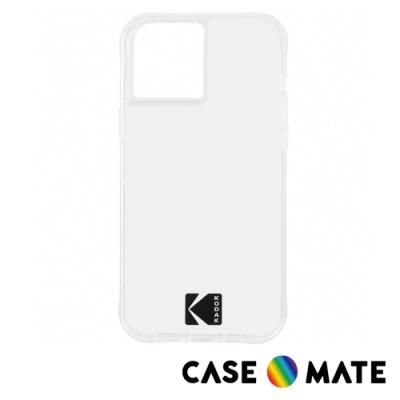 美國 Case●Mate iPhone 12 Pro Max 柯達聯名款防摔殼 - 全透明