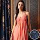 華歌爾睡衣-魅惑魔幻薄網紗 M-L 一件式裙款(深藍)性感系列 product thumbnail 1