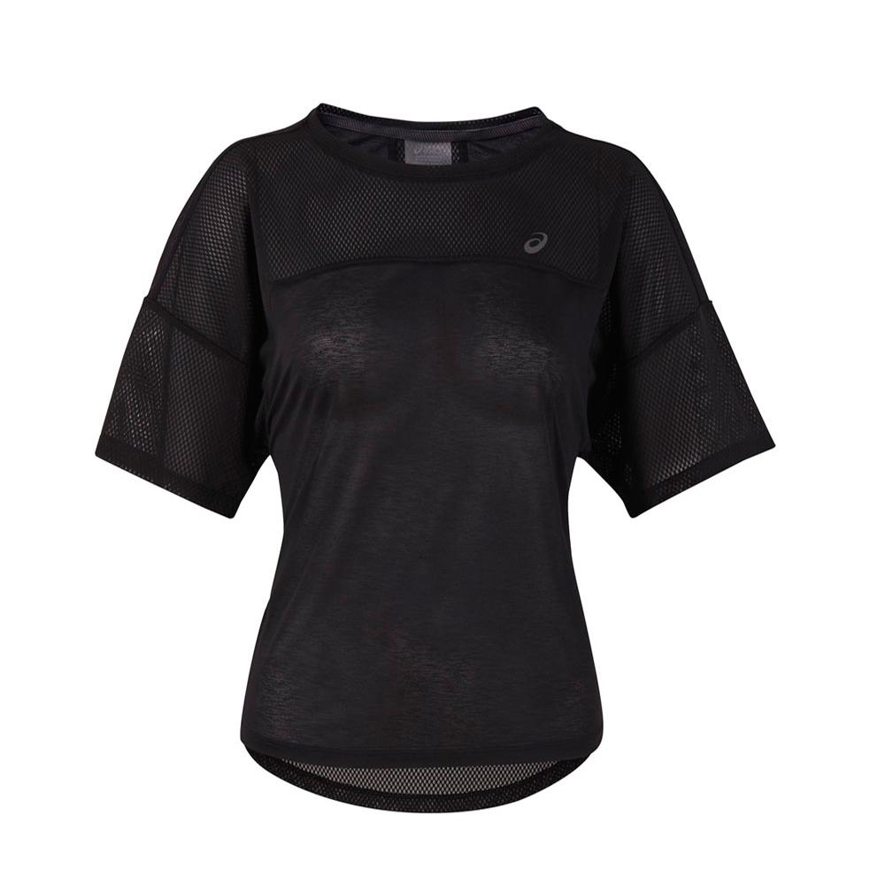 ASICS 女短袖上衣 2012A301-001 @ Y!購物