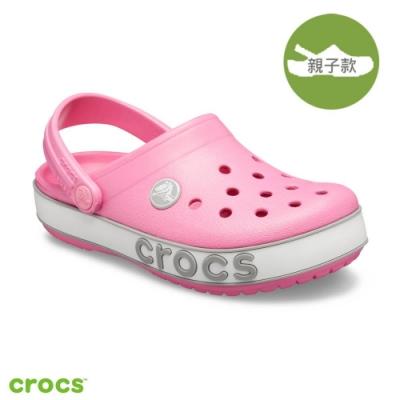 Crocs 卡駱馳 (童鞋) Bold LOGO小克駱格 206022-65Y