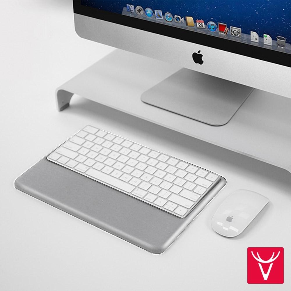 Vaydeer鹿為 Magic Keyboard 2 巧控鍵盤專用記憶棉手腕墊 小號