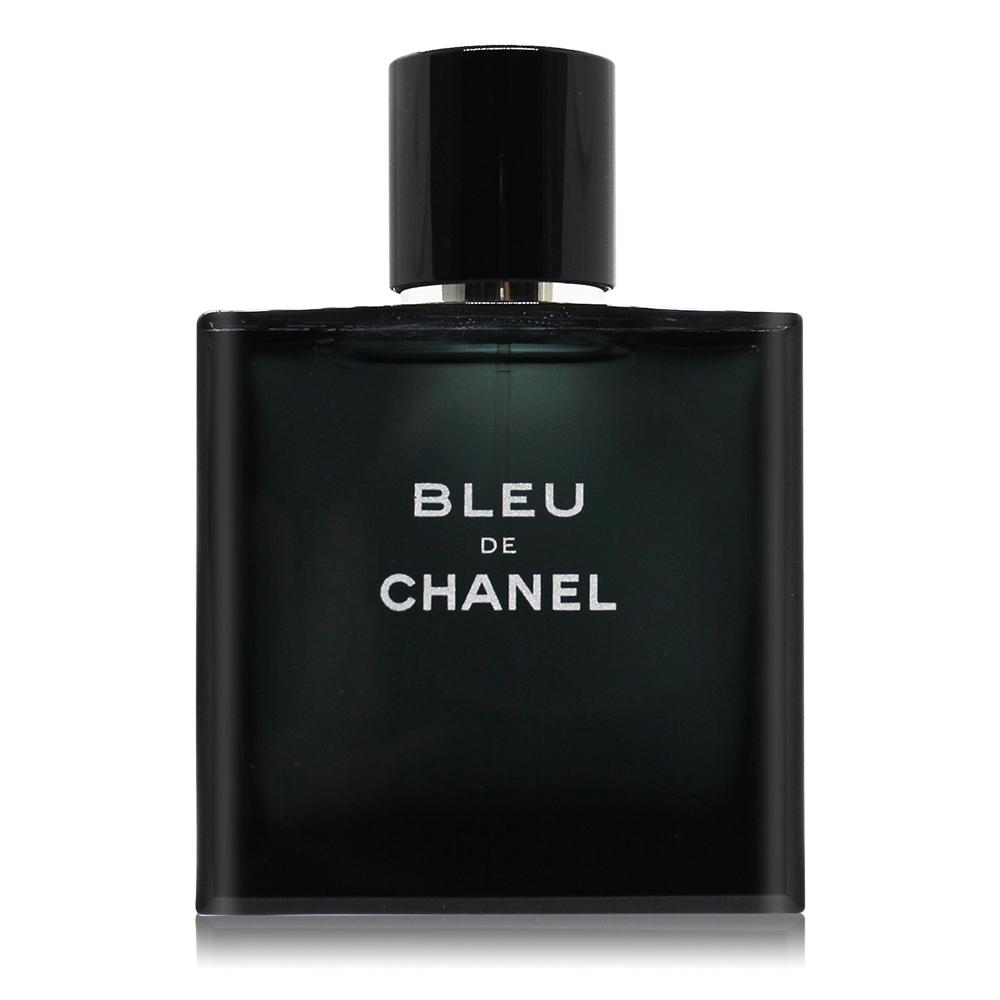 CHANEL 香奈兒 BLEU DE 藍色男性淡香水50ml EDT-國際航空版-TESTER