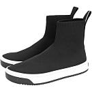 Marc Jacobs Dart 標籤彈性面料襪套運動鞋(女款/黑色)