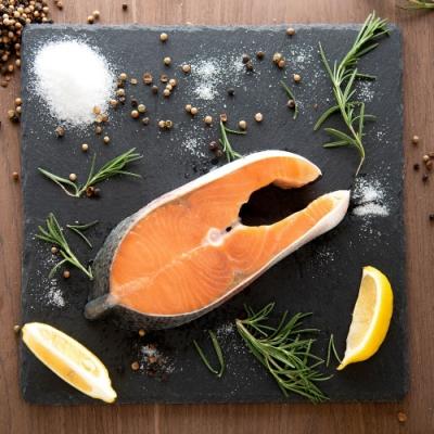 統一生機 智利鮭魚輪切(250g)