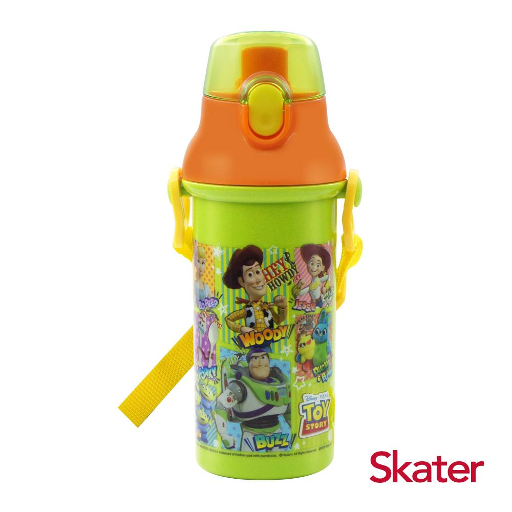 Skater銀離子(480ml)水壺-玩具總動員