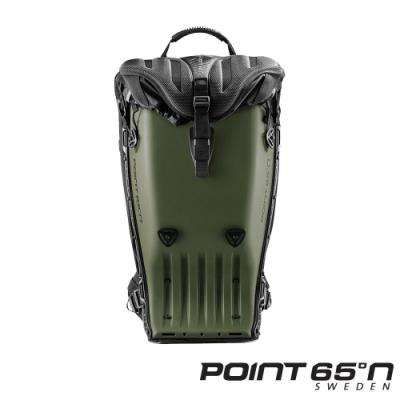 POINT 65 N Boblbee GTX 25L 馳聘無界旗鑑硬殼包 (霧面軍綠)