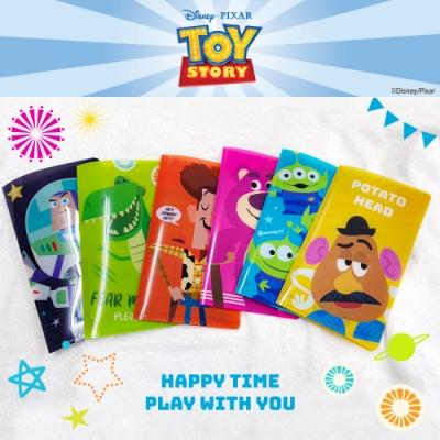 [收納皇后] 迪士尼-玩具總動員雙層文件資料夾 12入組 多款任選 (口罩套/文件袋/口罩袋)